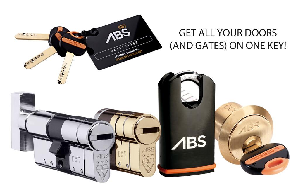ABS High Security Locks