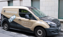 Locksmith Rathmines Mobile Van