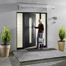 home security steel doors