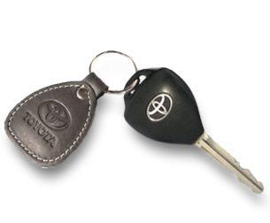 toyota car keys ireland