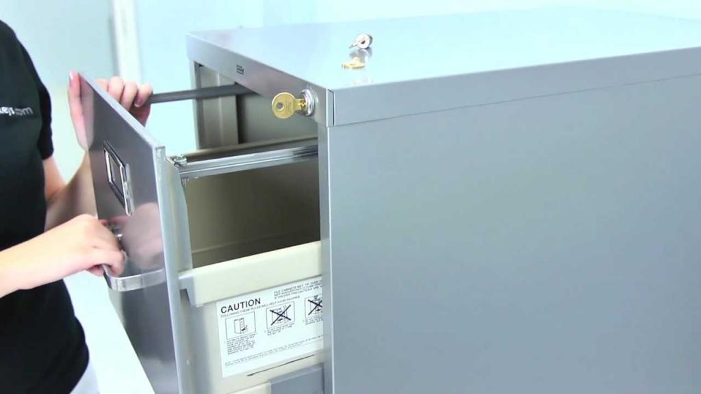 File Cabinet Lock Repair