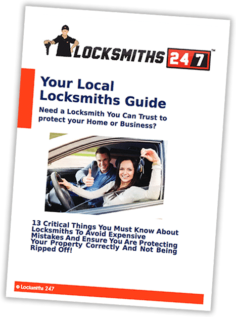 Locksmith Dublin 24/7 Brochure